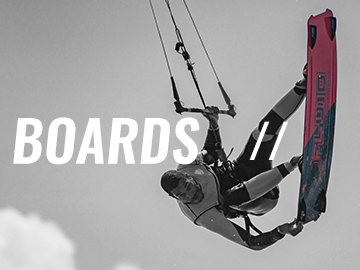 All kiteboards